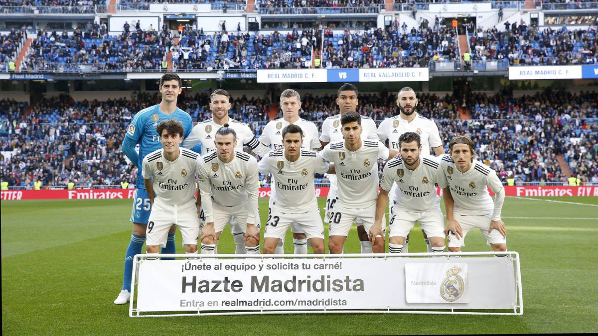 Real Madrid-Valladolid: Vinicius brings Solari luck, Bale frustrates