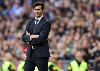 Solari equals 61-year-old mark in first two games as Madrid boss