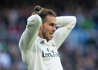 The Santiago Bernabéu crowd single out Gareth Bale