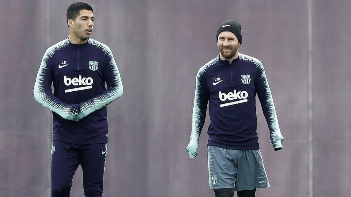 Barça finally confirm Messi in squad for Inter UCL clash