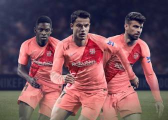 Barcelona will debut third kit against Inter in Champions League