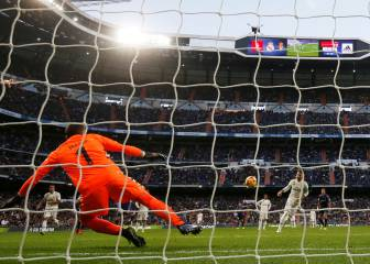 Ramos' penalty success rate is better than Cristiano's