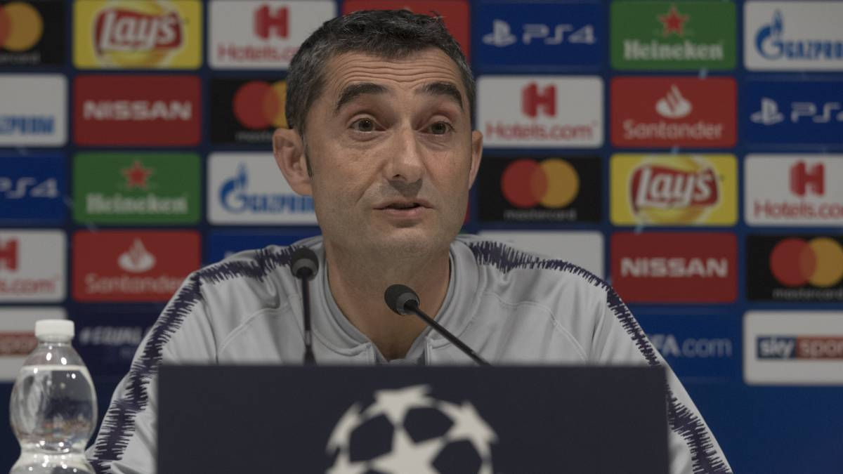 Valverde: We won't take any risks with Messi