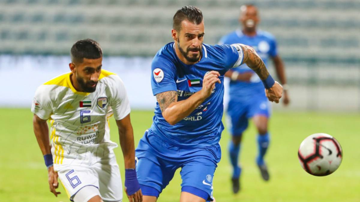 Negredo on fire in Dubai with 8 goals in seven games