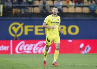 Real Madrid considering move for Villarreal's Pedraza