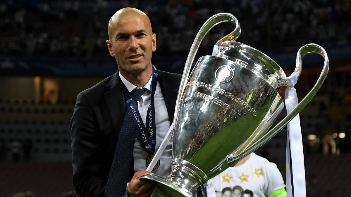 Emergency coaches have won seven European Cups