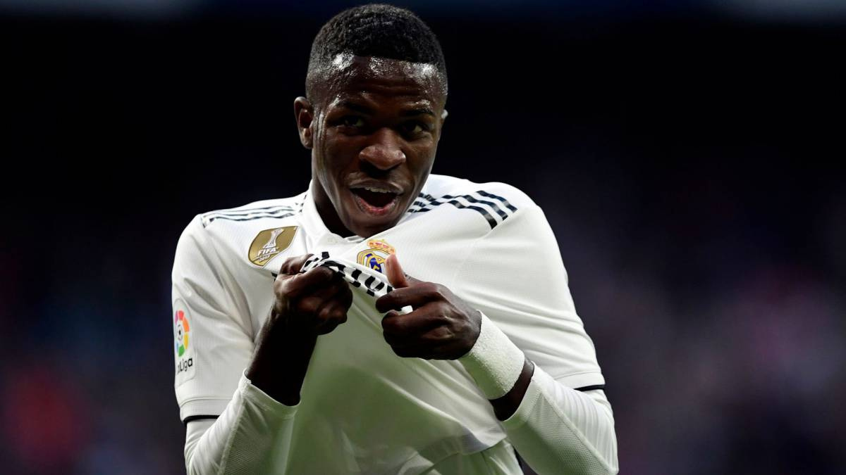 "Vinicius' agent: ""If they give him confidence, there'll be no stopping him"""