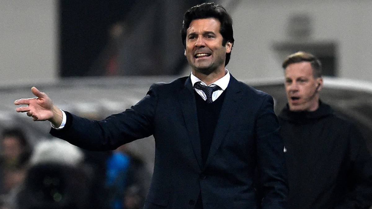 "Solari: ""Keylor is a gent, he has all of my admiration and respect"""