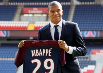 Real Madrid had Mbappé offer accepted before PSG move