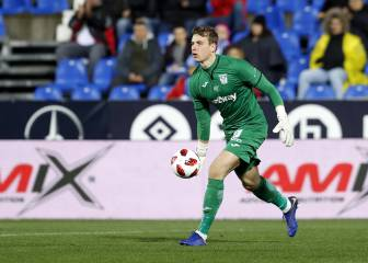 Madrid could recover Lunin and loan him to another club