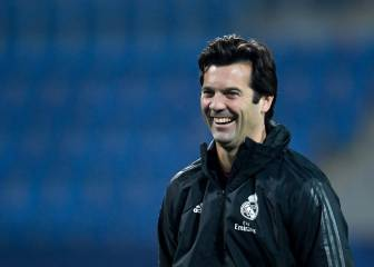 Four reasons why Solari is well placed to stay as Madrid coach