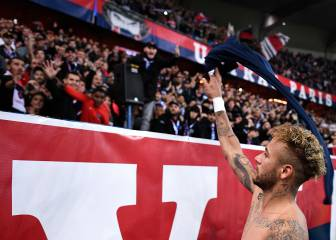 Neymar's PSG bonus includes €375,000 for applauding fans