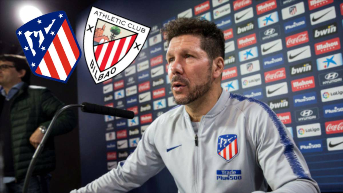 Streaming en directo: rueda de prensa del Cholo Simeone