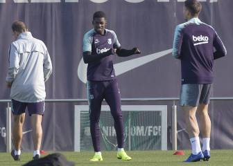 Valverde lays down the law: Dembélé dropped for Betis