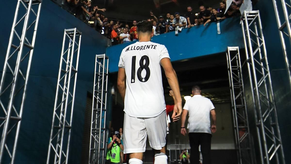 Real Madrid: Marcos Llorente, peor aún que cuando estaba Zidane - AS.com