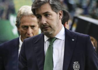 Ex-Sporting Lisbon president detained in relation to training ground attack