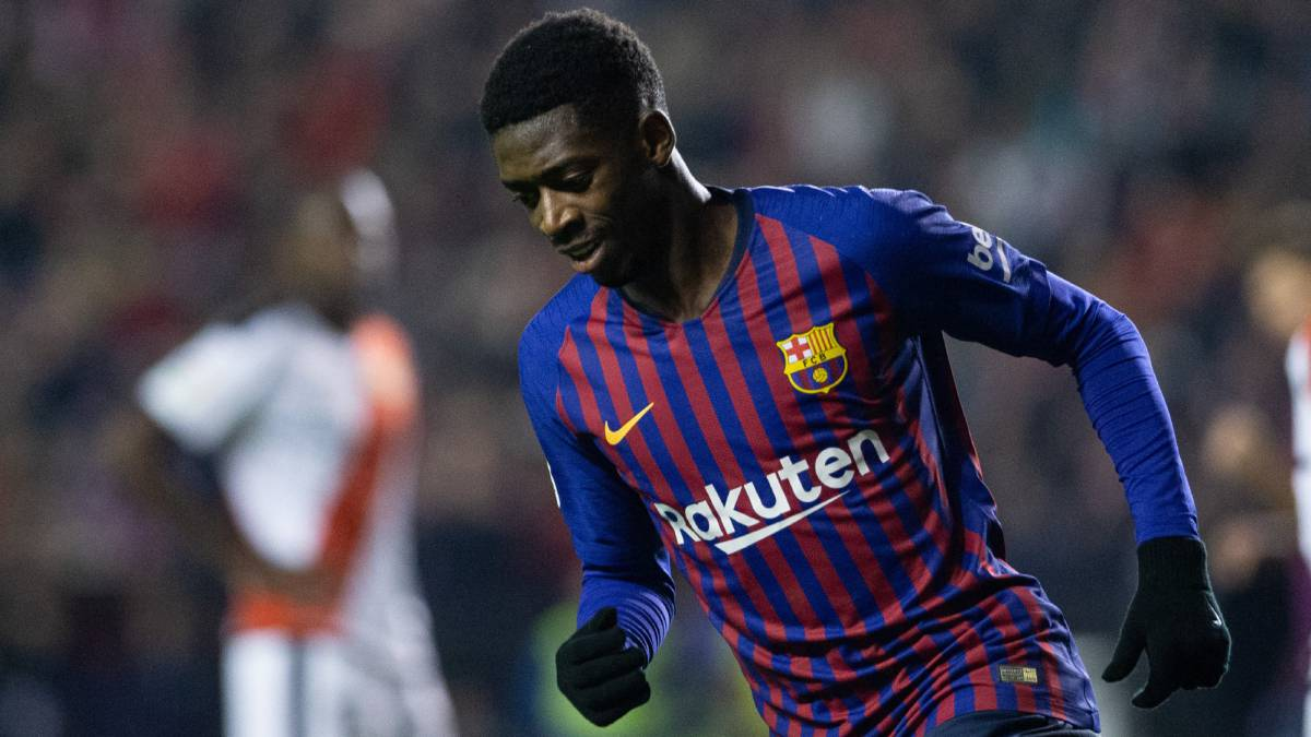 The slate will be wiped clean for Dembélé