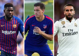Defensive injuries stacking up for LaLiga's big three