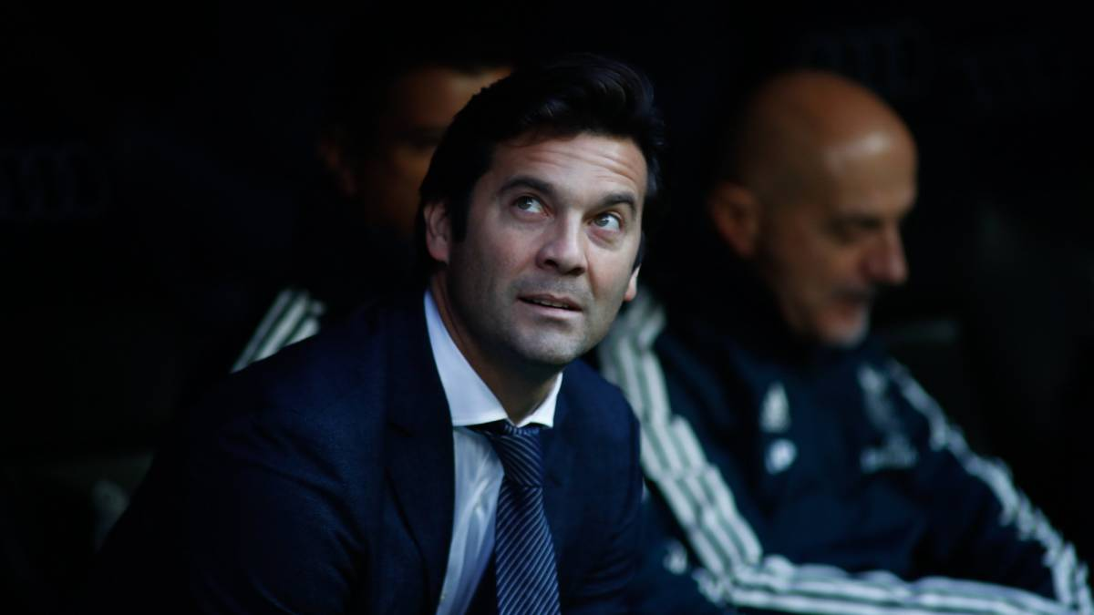 Solari's uncle talks challenges for Real Madrid's new manager