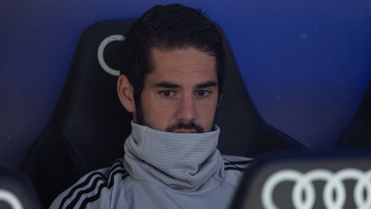 Isco has become a Real issue under Solari