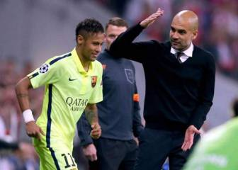Guardiola would have made Neymar the world's best - Alves