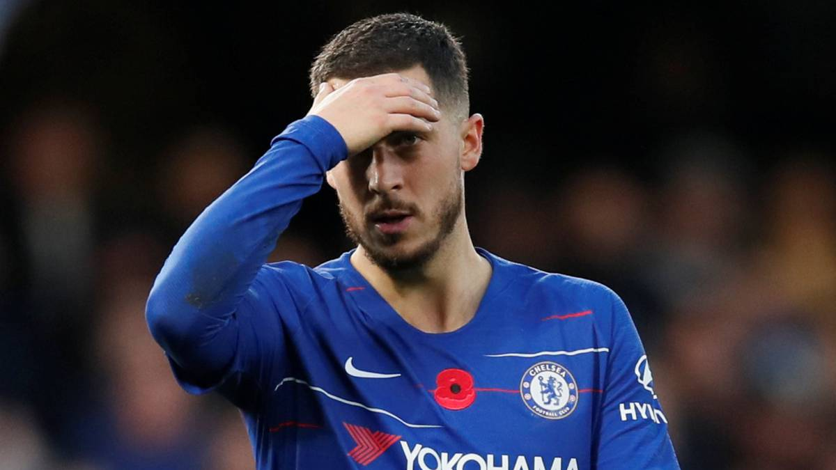 "Eden Hazard: ""I'm in favour of bringing order to football"""