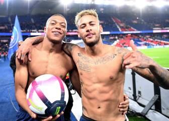 Madrid ready to pounce if PSG have to sell Neymar or Mbappé
