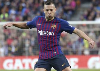 Juventus and Inter preparing to swoop for Barça's Jordi Alba