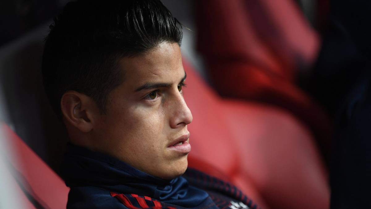 James Rodríguez: Bayern Munich won't make loan deal permanent