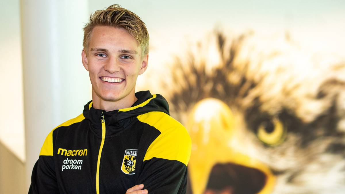 "Martin Odegaard: ""I hope to have a place at Real Madrid"""