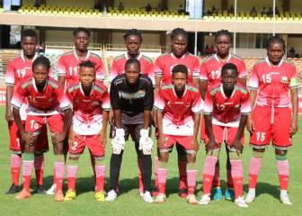 Selección Fútbol Guinea Ecuatorial. Kenia pide al TAS que se mantenga la  sanción a Guinea. COPA ÁFRICA FEMENINA d02cfe51d4f94