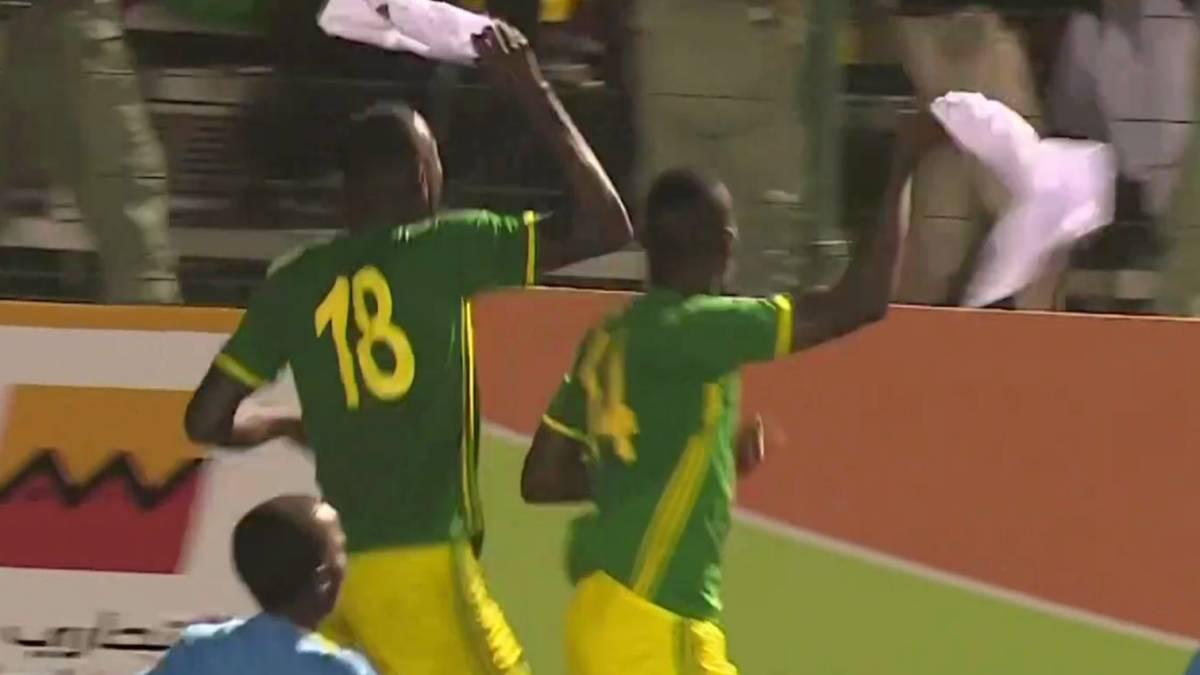 Mauritania se clasifica por primera vez para la CAN