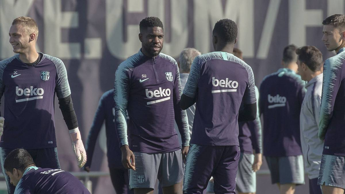 Barça accept they may have to sign a centre-back in January