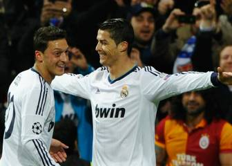 Özil reveals Cristiano's reaction to last-minute Arsenal move