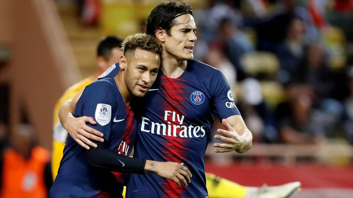 "Cavani on PSG front three: ""We can't carry on like this"""