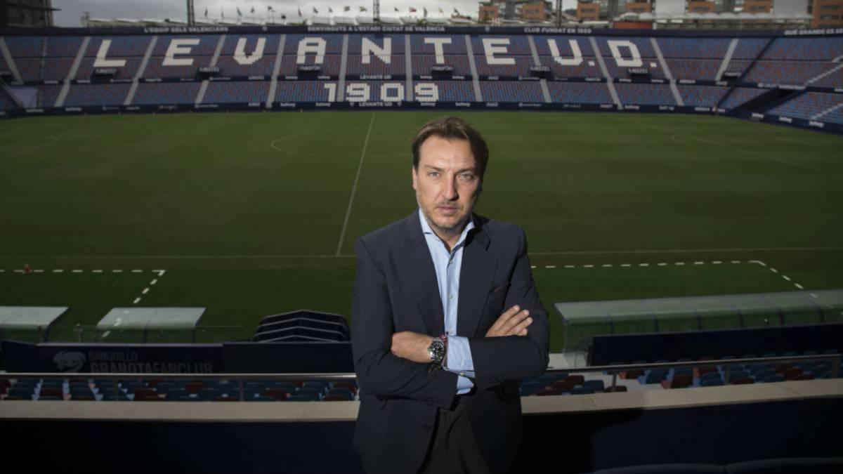 El Levante presupuesta un superávit de 5,7 millones - AS.com