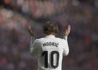 Real Madrid's famous '10'