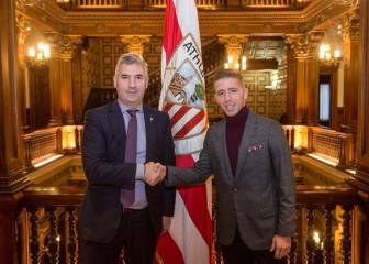 Muniain renueva con el Athletic hasta 2024 y se quita la cláusula