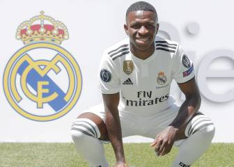 Real Madrid banking on youth