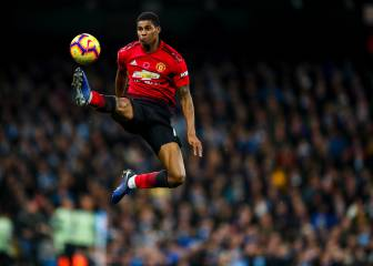 Rashford agent uses Madrid to threaten United