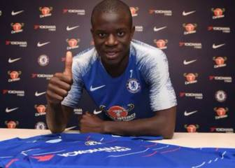 Kanté, hasta 2023: cobrará más que Hazard y Willian