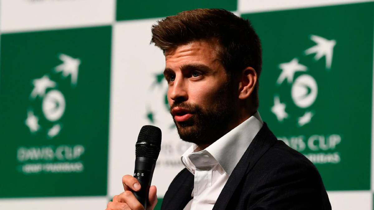 "Piqué: ""I'm thinking about buying a football team"""