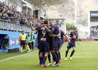 Eibar expose fault lines in Madrid's armour