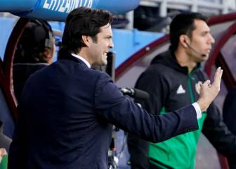 Solari's lucky streak sees opponents hit woodwork 5 times