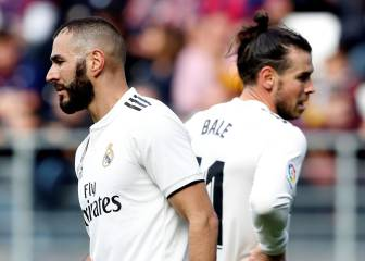 Real Madrid player ratings vs Eibar: forgettable day at Ipurua