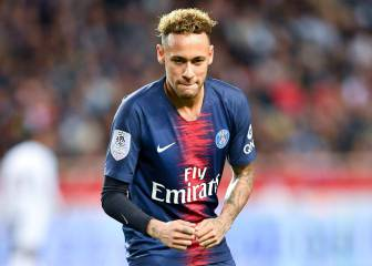 PSG agree to let Neymar return to Spain for €200m