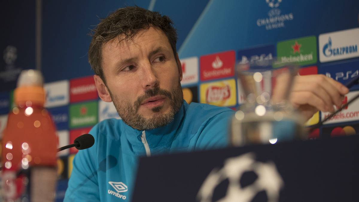 "Van Bommel: ""Barça are already through, maybe they'll relax"""