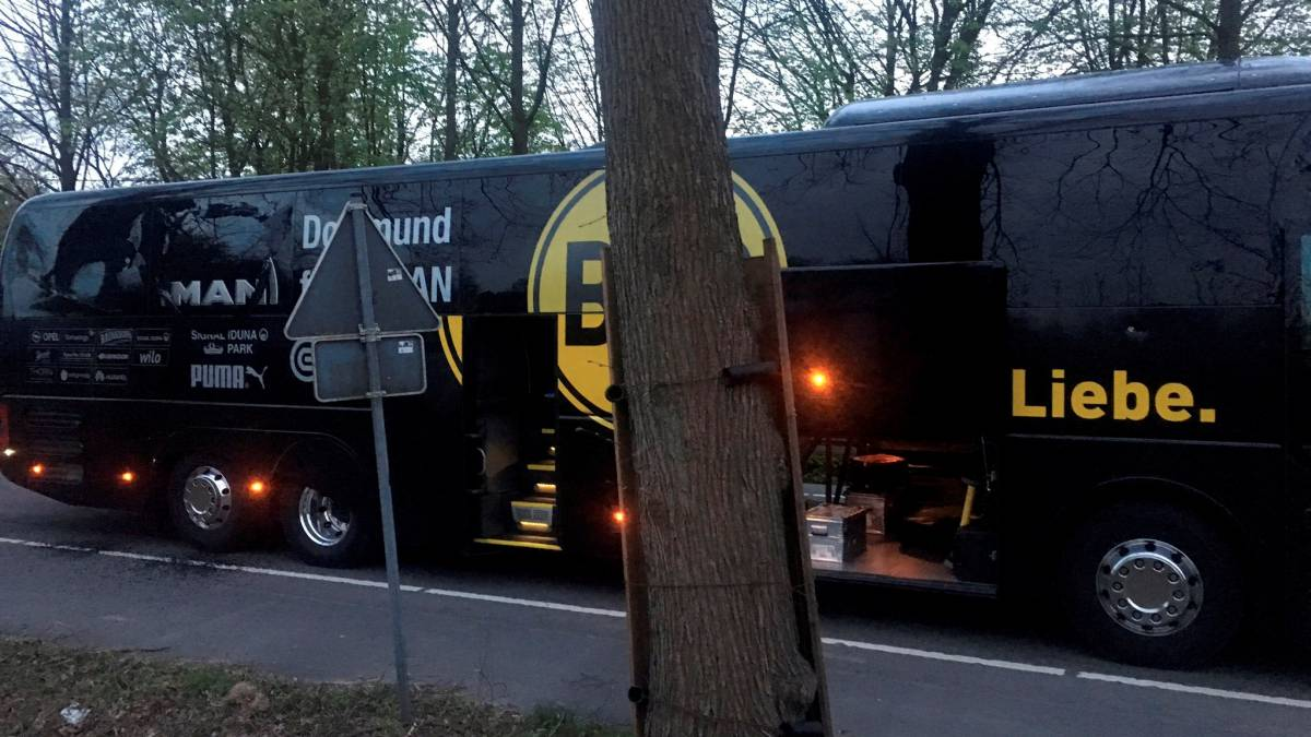 14 year sentence handed to Borussia bus bomber