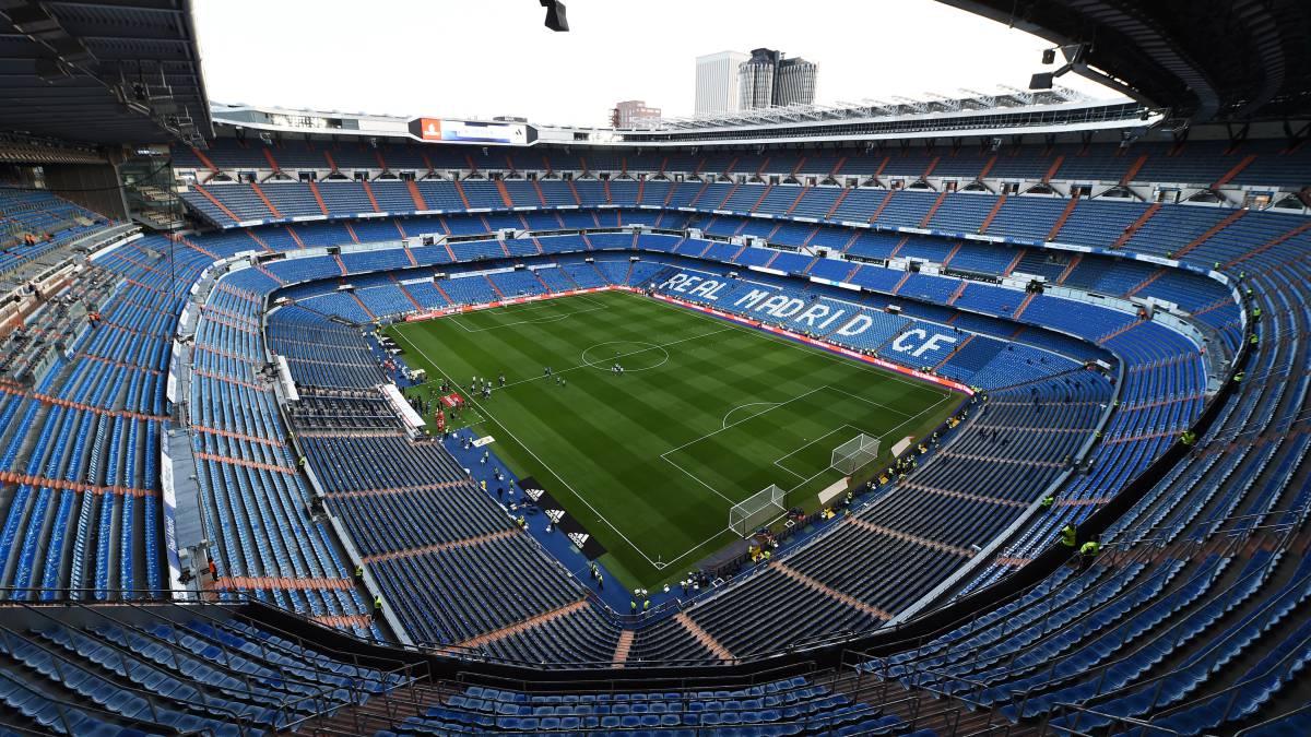 La final River - Boca podría ser en el Santiago Bernabéu de Madrid