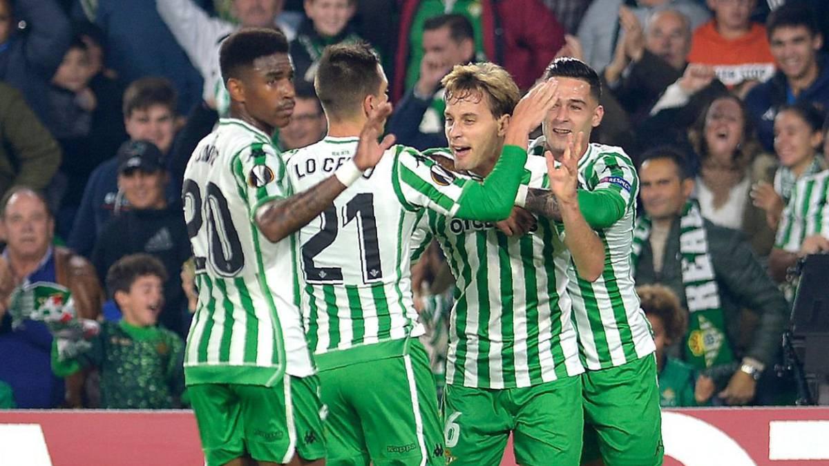 Seis equipos más, entre ellos el Betis, sellan su clasificación para dieciseisavos. sevilla y Villarreal se la juegan en la ultima jornada. Quedan 11 plazas.